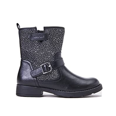 68edb5bb892c6 Geox Girls' Jr Sofia K Biker Boots: Amazon.co.uk: Shoes & Bags