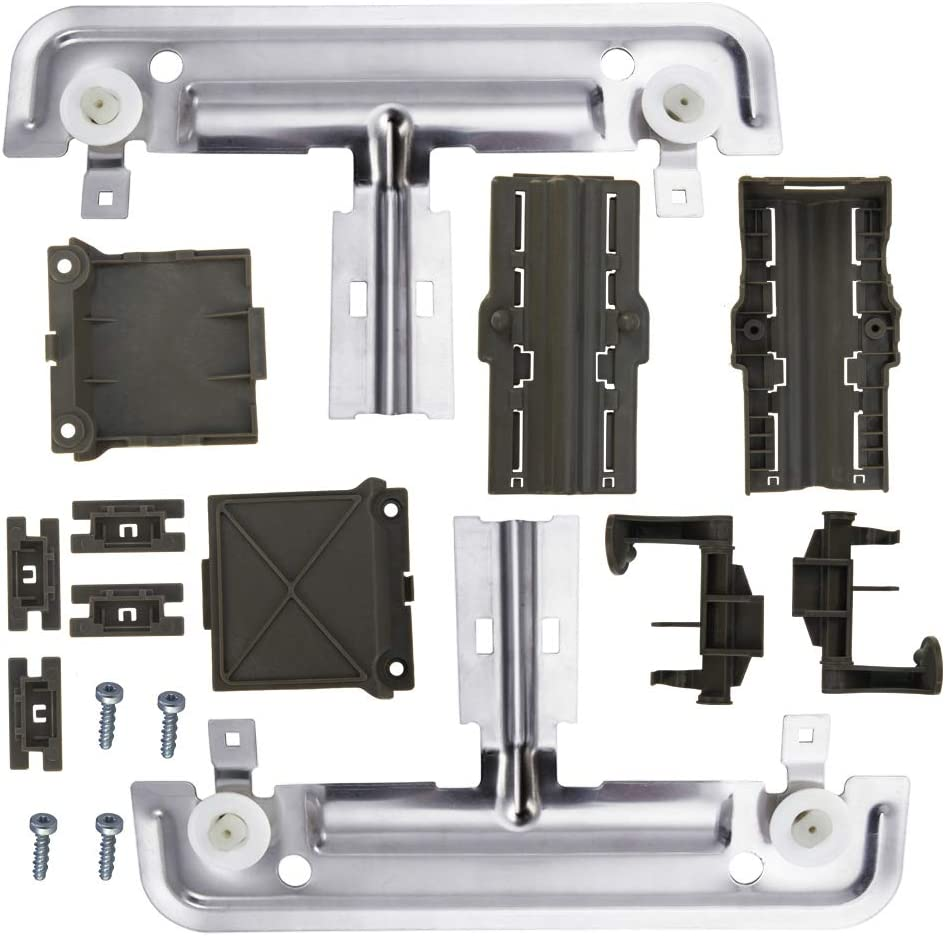 Kit De Metal Ajustador Bastidor Superior Lavavajilla
