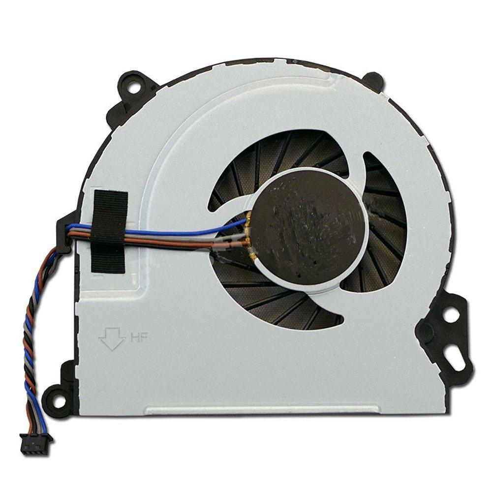 FEBNISCTE New CPU Cooling Fan For HP ENVY TouchSmart 17-j017cl 17-j023cl 17-j030us 17-j037cl 17-j041nr 17-j043cl 17-j117cl 17-j127cl 17-j130us 17-j141nr 17-j142nr 17-j153cl 17-j157cl 17-j160nr 17-j173ca 17-j178ca 17-j182nr 17-j185nr 17-j186nr 17t-j000 17t