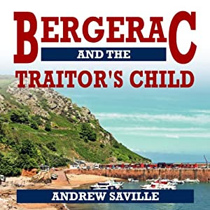 Bergerac and the Traitor's Child Audiobook