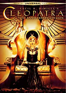 Cleopatra 75th Anniversary Edition (Universal Backlot Series)