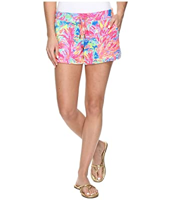 4a3bf89df Lilly Pulitzer Women's 23828 : Vina Short at Amazon Women's Clothing ...