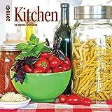 Kitchen 2018 Mini Wall Calendar (Multilingual Edition)