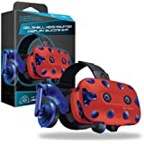 Hyperkin GelShell Headset Silicone Skin for HTC Vive Pro (Red)