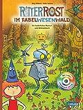 Ritter Rost: Ritter Rost im Fabelwesenwald: Ein herbstliches Musical- und Mitmachbuch (mit CD)
