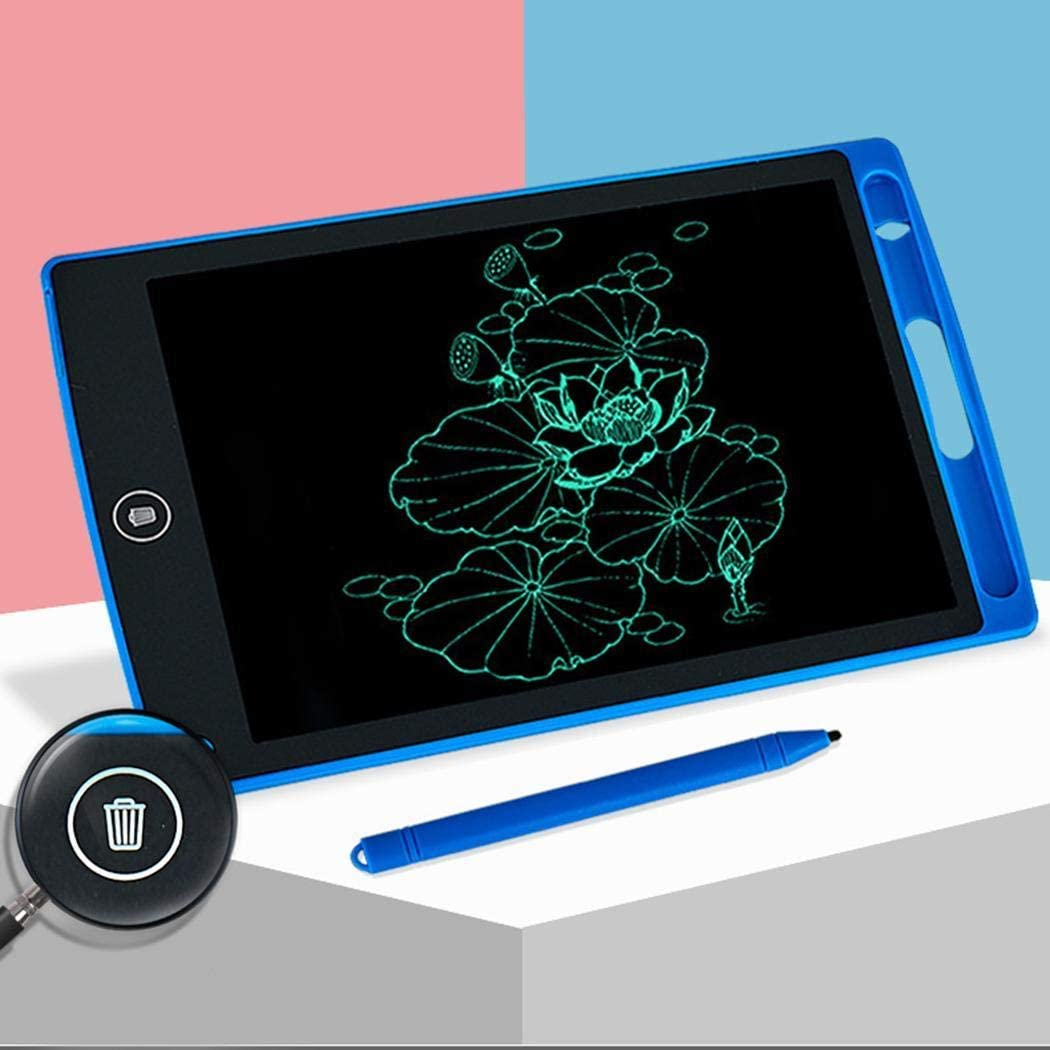 DREZZED 4.4//8.5Kids LCD Graffiti Writing Tablet,Digital Electronic Handwriting Drawing Board for Childrens or Adults Graphics Tablets