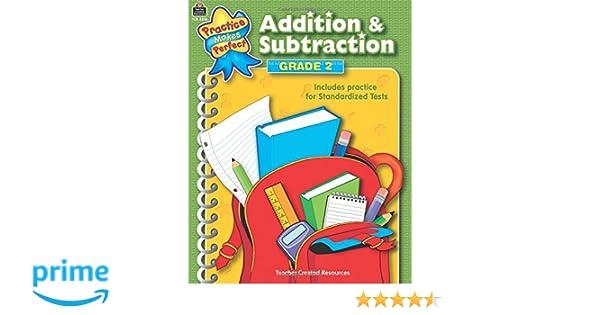 Amazon.com: Addition & Subtraction Grade 2 (Mathematics ...