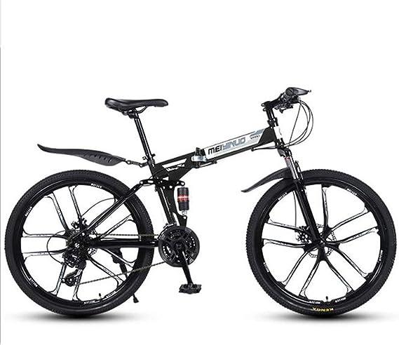 Bicicleta de Montaña, Plegable Bicicleta de montaña, Marco de ...