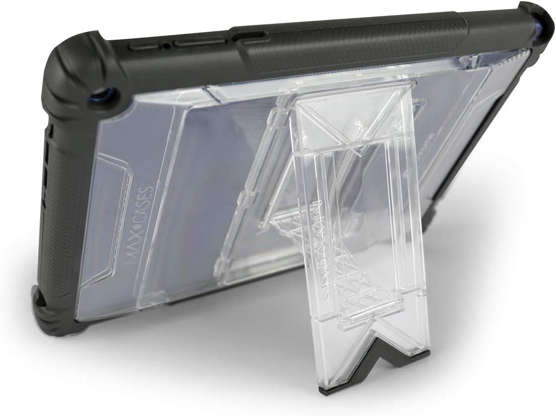 MAXCases Extreme Shell Case D651N-K9WT Black Cover for Acer ChromeTab 10 & ASUS ChromeTab 10 (Black)