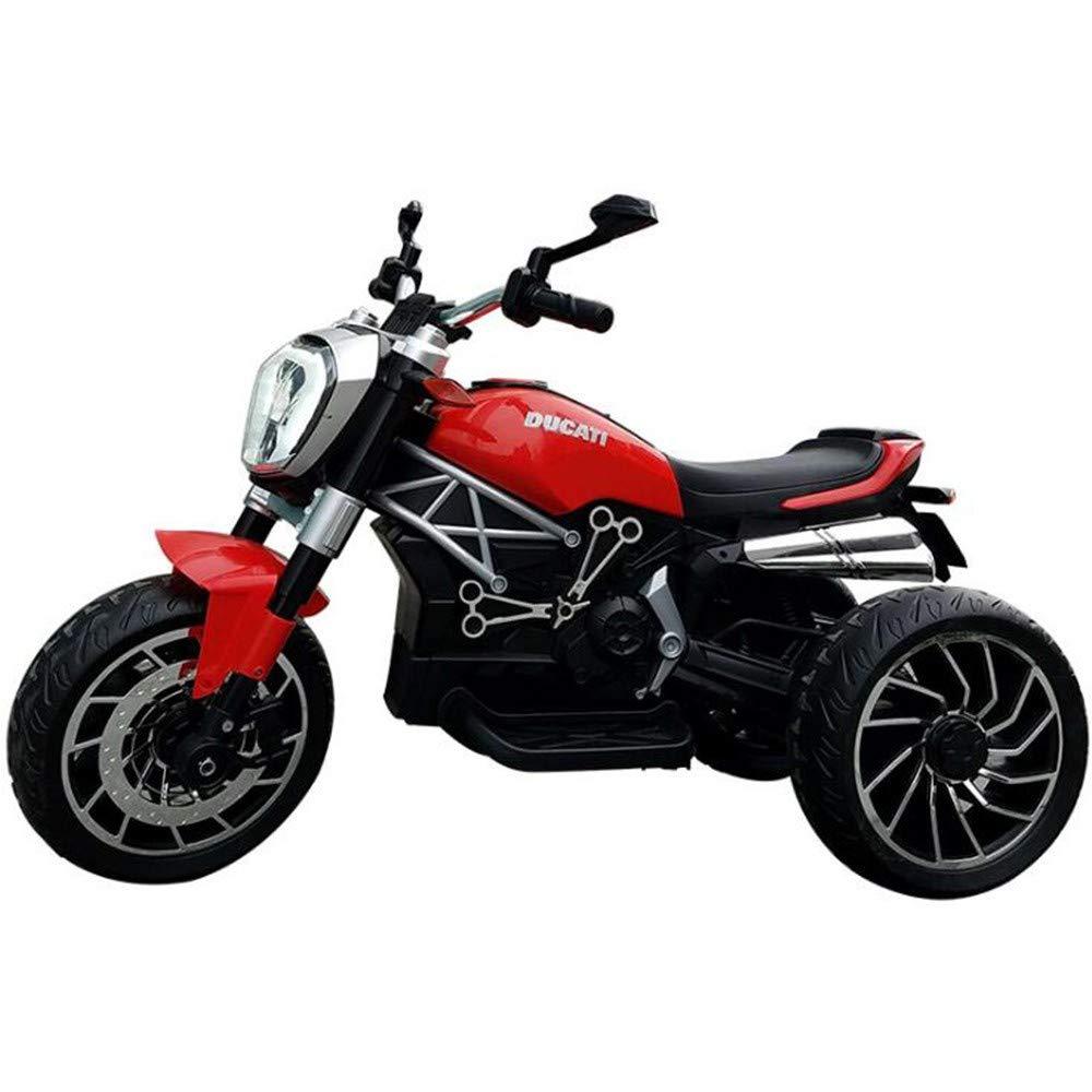 ESGT Coche eléctrico para niños Moto eléctrica para niños ...