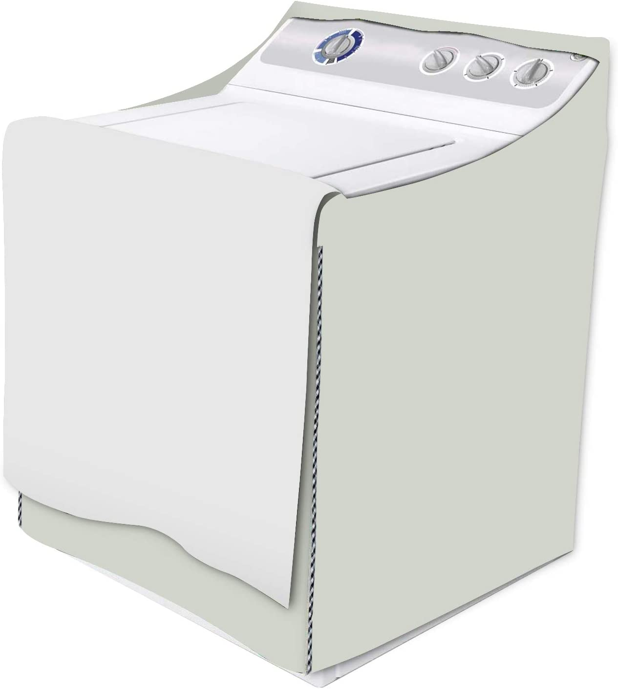 Red wine,W29D28H40in Washing Machine Covers Protector,Washer /& Dryer Cover Waterproof with Zipper for Front-Loading Machine and Dry Machine