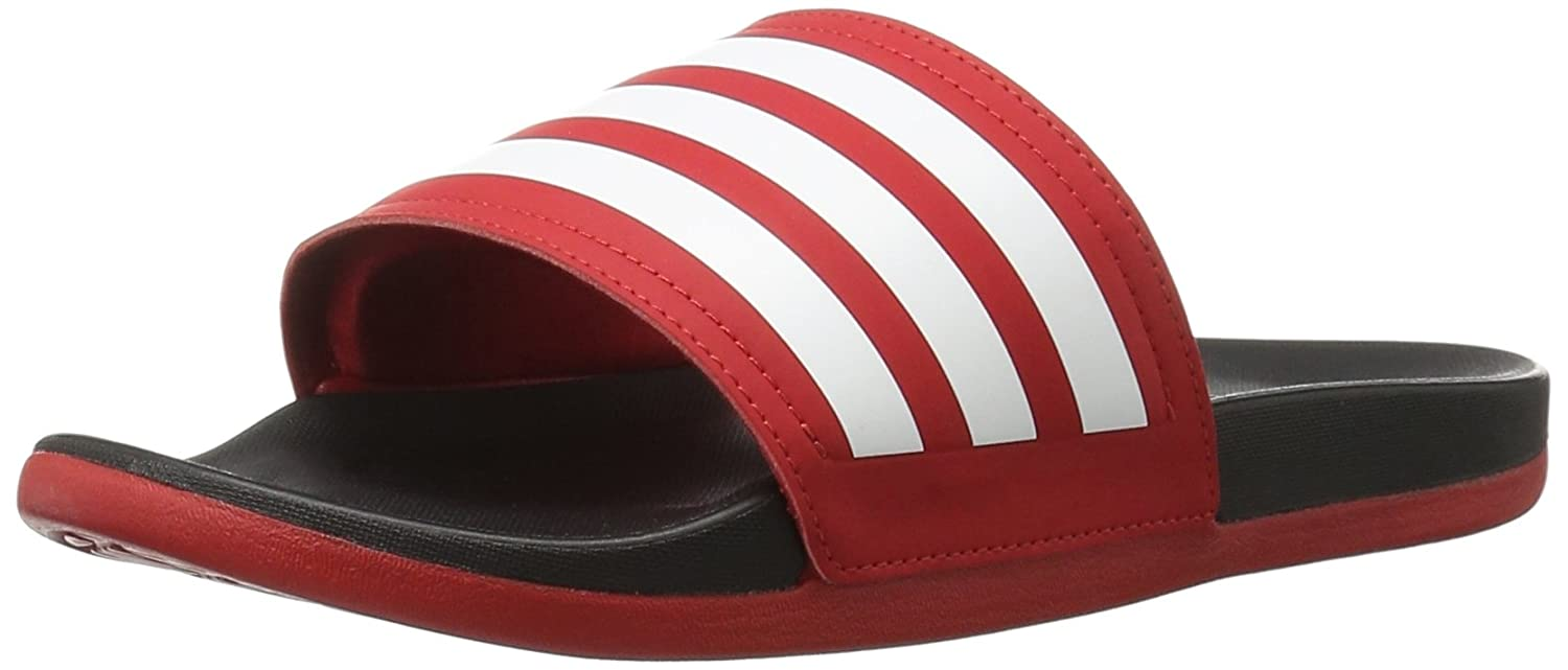 adidas Performance Women's Adilette CF Ultra Stripes C W Athletic Sandal