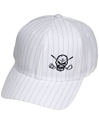 Image Unavailable. Image not available for. Color  Tattoo Golf Pinstripe  FlexFit Golf Hats ... cfe1af1ffde1