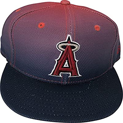 New Era Los Angeles Angels 59FIFTY Fitted Hat 7 3/8