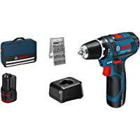 Bosch Professional 060186810H GSR 12V-15