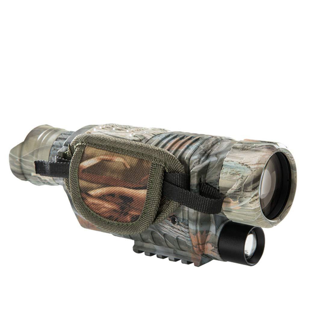 デジタル赤外線ナイトビジョンデバイスパトロール検出カメラビデオハイリスト双眼鏡   B07HH6KBK1