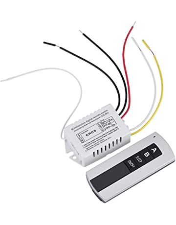 180-240V Interruptor de control remoto digital, 1Way / 2Way / 3Way ON/