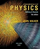 img - for Fundamentals of Physics, Volume 1 (Chapters 1 - 20) - Standalone book book / textbook / text book