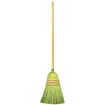 Broom which is an important cleaning supply
