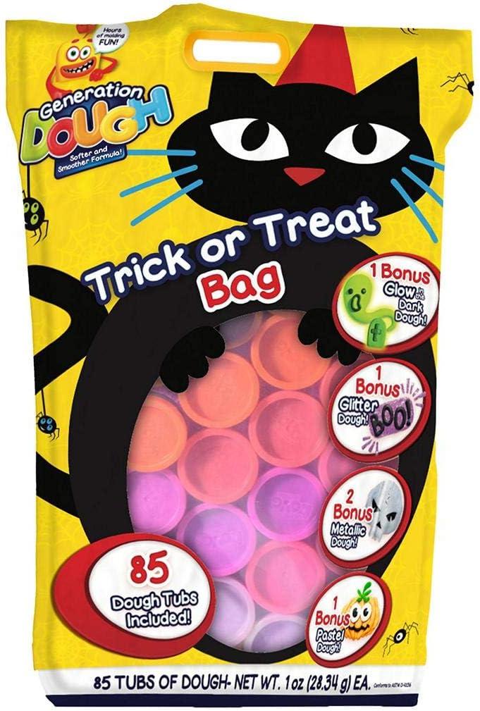 85 ct. Generation Dough Trick or Treat Bag Halloween Dough