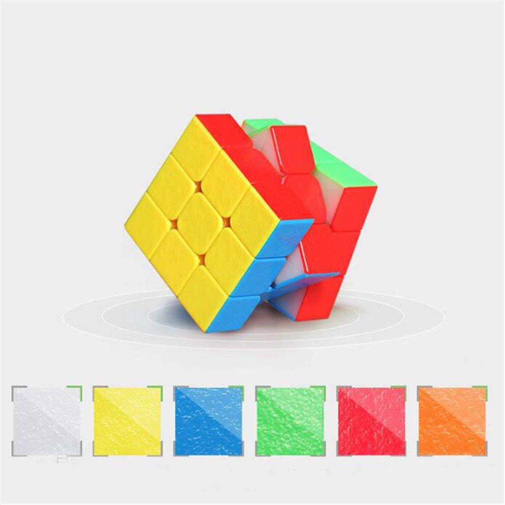OJIN Shengshou Mr.M 3x3 Gem Baoshi Velocit/à magica Cubo magico Rompicapo Twist Puzzle Stickerless con un sacchetto del cubo e un cubo treppiede