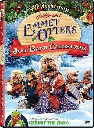Emmet Otter Jug Band Christmas.Amazon Com Emmet Otter S Jug Band Christmas Jim Henson