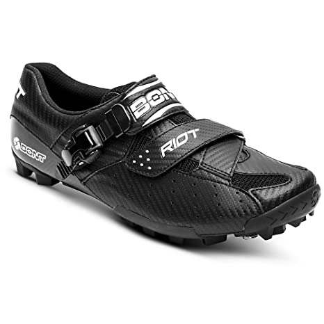Bont Riot MTB Zapatillas de Ciclismo Negro Talla 40
