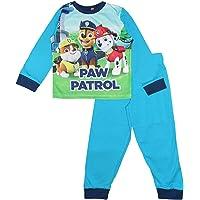Nickelodeon Paw Patrol Pijama Largo para Niños (6 Años, Azul Royal)