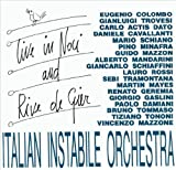 Live In Noci And Rive-De Gier by ITALIAN INSTABILE ORCHESTRA (2000-10-15)