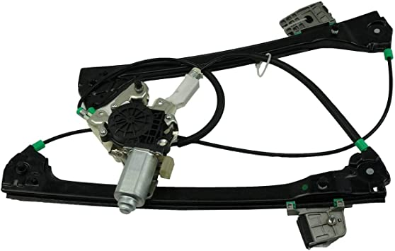 BMW 3 SERIES E46 COUPE CONVERTIBLE FRONT RIGHT ELECTRIC WINDOW REGULATOR /& MOTOR