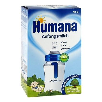 humana 1 lait début - 0 mois, ...
