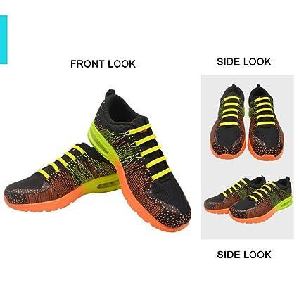 0fdebd75cea2 Amazon.com   cuteadoy No Tie Luminous Shoelace