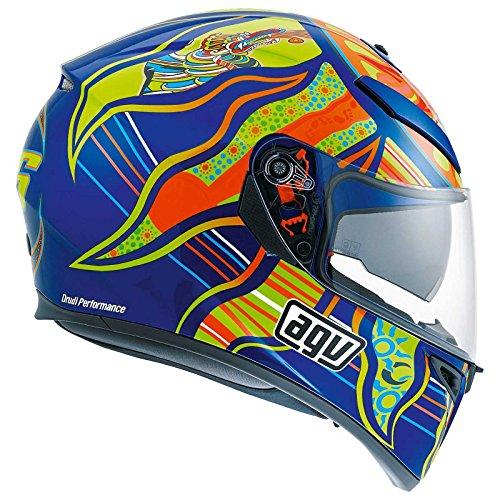 durable service AGV K-3 SV(Sun-Visor) Full-Face Helmet, Five