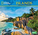 2018 National Geographic Islands Wall Calendar BEST VALUE {jg} Great Holiday Gift Ideas - for mom, dad, sister, brother, friend, gay, lgbtq.