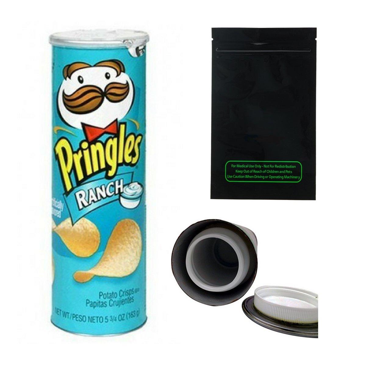 Pringles Stash Can Diversion Safe (Large, Ranch)