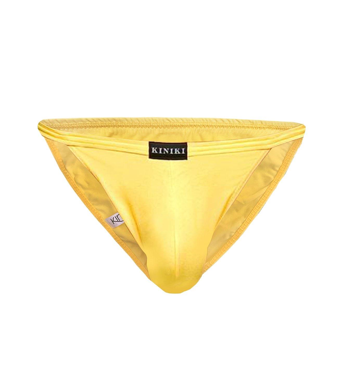 Kiniki Raffles Tanga Underwear Yellow