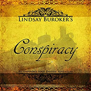 Conspiracy Audiobook