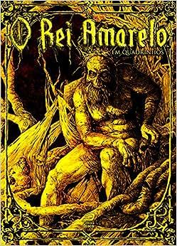 O Rei Amarelo em Quadrinhos: Pedro Pedrada, Tiago P