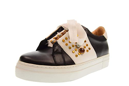 timeless design 3eca6 b769b STUDIO MOOD Scarpe Donna Sneakers con Platform 30402: Amazon ...
