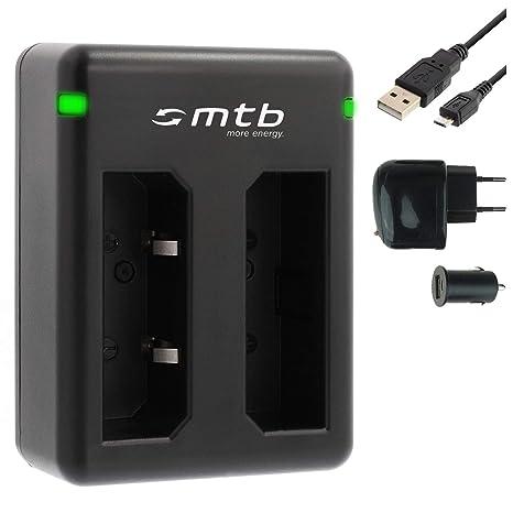 Cargador Doble (USB/Coche/Corriente) BA150 BA151 BA152 para ...