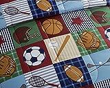 Team Sport 3-Piece Comforter Set Sports