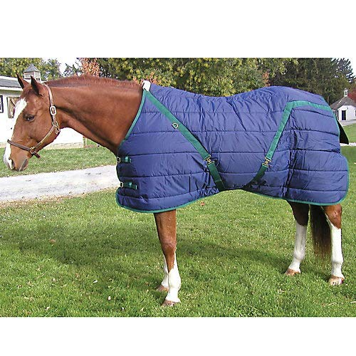 Pony Stable Blanket - Intrepid International Snuggie Mini Horse & Pony Stable Blanket, 56