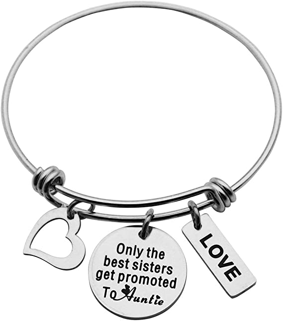 Best Patent ante-Patentante Gift-Personalised Bracelet-mama oma Patentante Sister colleague