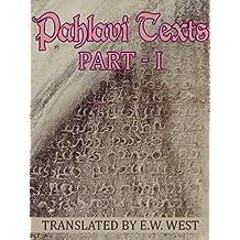 Pahlavi Texts: Part I