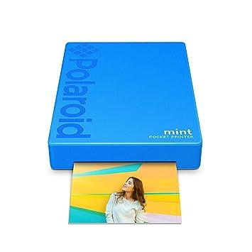 Polaroid Mint Wireless Mobile Photo Mini Impresora Compatible con ...