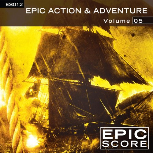 Epic Action & Adventure Vol. 5...