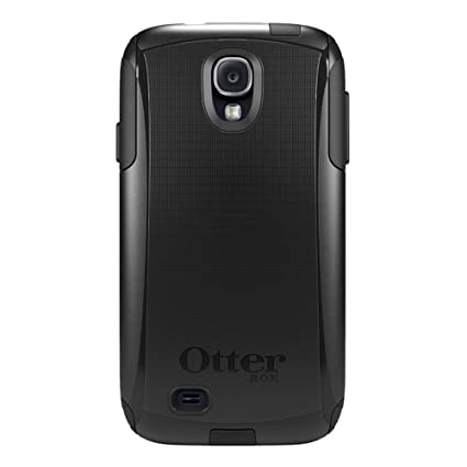 OtterBox Commuter Series Case for Samsung Galaxy S4 - Carrier Packaging - Black
