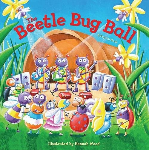 Read Online The Beetle Bug Ball (Pop-Up Storybooks) pdf epub