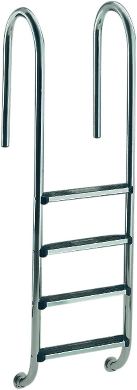 Escalera Modelo Muro AstralPool - 4 peldaños modelo standart