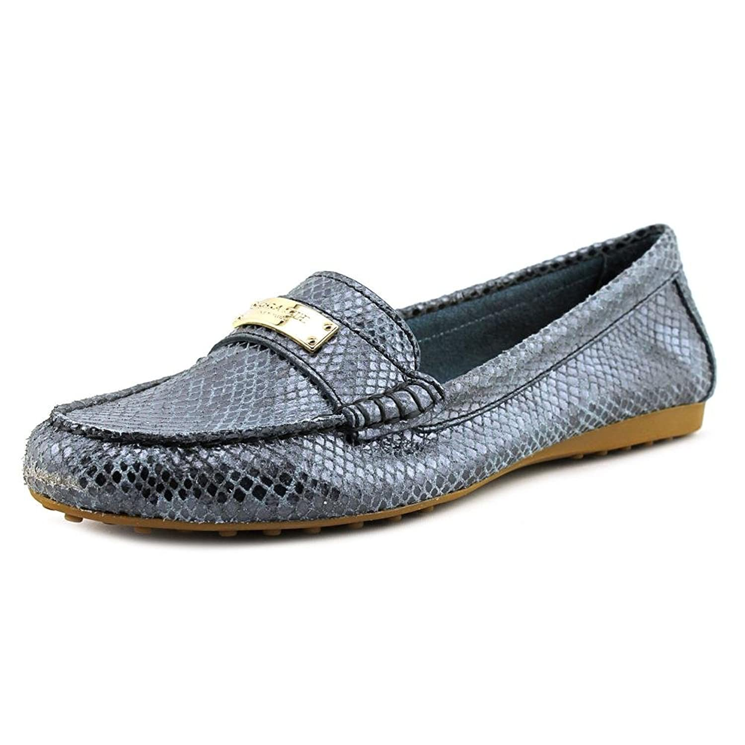 Coach Fredrica Womens Leather Ballet Flats